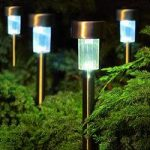 Solar Marker Lights Pack of 10 (Solar) by Gardman