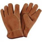 Pig Grain Leather Gardening Gloves by Fallen Fruits