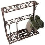 Cast Iron Boot Rack (Small) by Fallen Fruits