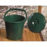 Handy Kitchen Surface Compost Caddy Pail by Garland