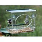 Window Bird Feeder by Meripac