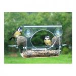 Complete Window Bird Feeder by Meripac