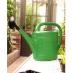 Plastic Watering Can in Green (10 Litre) by Gardman