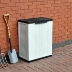 Garden Storage Cabinet by Kingfisher