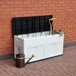 Garden Storage Box Cabinet by Kingfisher