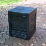Garden Plastic Composter by Kingfisher