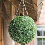 Herbaceous Effect Artificial Topiary Ball by Gardman