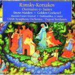 RIMSKY-KORSAKOV- Overtures & Suites
