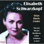 Elisabeth SCHWARZKOPF- Arias, Duets, Lieder
