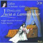 DONIZETTI Lucia Di Lammermoor 2CDs