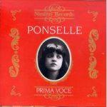 Rosa PONSELLE- Prima Voce