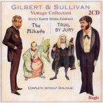 GILBERT & SULLIVAN- Mikado Trial By Jury 2CDs