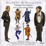 GILBERT & SULLIVAN- Vintage Favourites