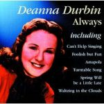 Deanna DURBIN Always Regis Records