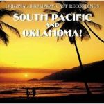 SOUTH PACIFIC, OKLAHOMA!- Original Broadway Cast Recordings Regis Records
