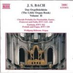 BACH J S 27 Choral Preludes For Passiontide
