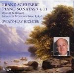 SCHUBERT- Piano Sonatas 9,11