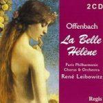 OFFENBACH- La Belle Helene 2CDs