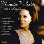 Renata TEBALDI- Voce d'Angelo