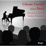 Glenn Gould plays Bach