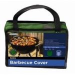 Kettle Barbecue Cover (Premium) in Green by Gardman