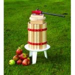 Traditional Fruit and Apple Press (6 Litre)
