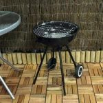 Kettle Charcoal Barbecue by Kingfisher