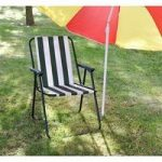 Folding Lightweight Picnic Camping Chair by Kingfisher