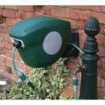 Auto Garden Hose Reel (20m) by Kingfisher
