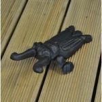 Cast Iron Beetle Boot Jack by Fallen Fruits