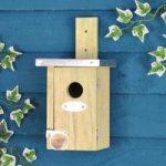 Wren Bird Nest Box by Fallen Fruits