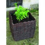Wicker Surround for Jumbo Potato Planter by Selections