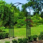 Metal Kensington Garden Arch by Gardman