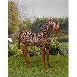 Silhouette Horse Light Garden Sculpture (Solar) by Smart Garden