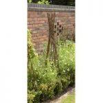 Willow Expanding Climbing Plant Column (1.2m) by Gardman