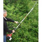42.7cc 4 in 1 Long Reach Petrol Hedge Trimmer