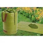 Tall Garden Tidy Bag with Free Clippings Sheet by Smart Garden