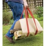 Log Gobbler Carrying Bag by Nether Wallop Trading