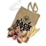Trading Sack O Veg Natural Jute For Root crops by Nether Wallop