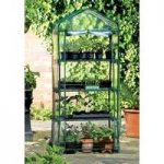 Four Tier Mini Greenhouse by Kingfisher