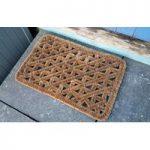 Zig Zag Boot Scraper Doormat by Gardman