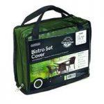 2 Seater Bistro Set Cover (Premium) in Green by Gardman