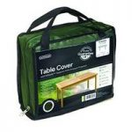8 Seater Table Cover (Premium) in Green by Gardman