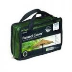 Standard Parasol Cover (Premium) in Green by Gardman
