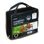 Companion Seat Cover (Premium) in Black by Gardman