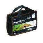 Standard Parasol Cover (Premium) in Black by Gardman