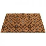 Marrakech Design Coir Doormat by Gardman