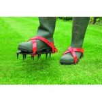 Super Tough Lawn Aerating Spiker Shoes by Garland