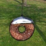 Deluxe Donut Bird Nut Feeder by Kingfisher