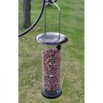Hammertone Premium Wild Bird Nut Feeder by Kingfisher